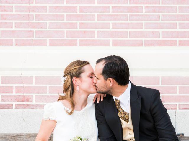 La boda de Diego y Lucía en Alcobendas, Madrid 21