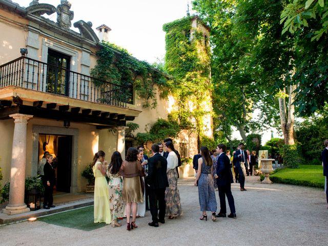 La boda de Diego y Lucía en Alcobendas, Madrid 33