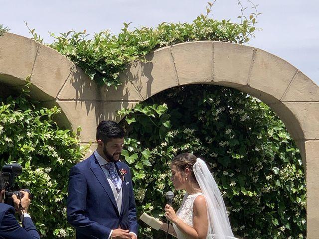 La boda de Eduardo  y Raquel  en Pedrola, Zaragoza 2