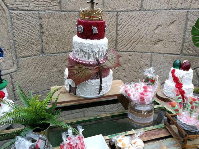 La boda de Eduardo  y Raquel  en Pedrola, Zaragoza 3