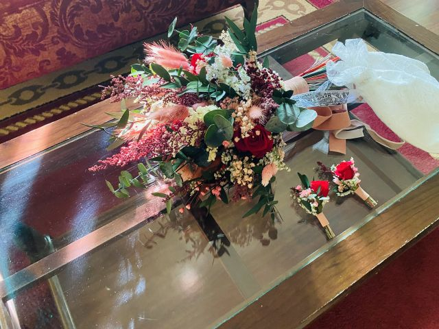 La boda de Eduardo  y Raquel  en Pedrola, Zaragoza 4
