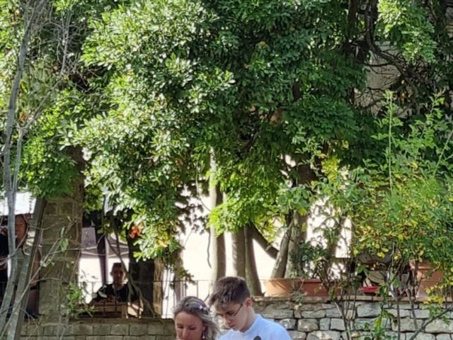 La boda de Iván y Rocío en Sant Marti De Centelles, Barcelona 1