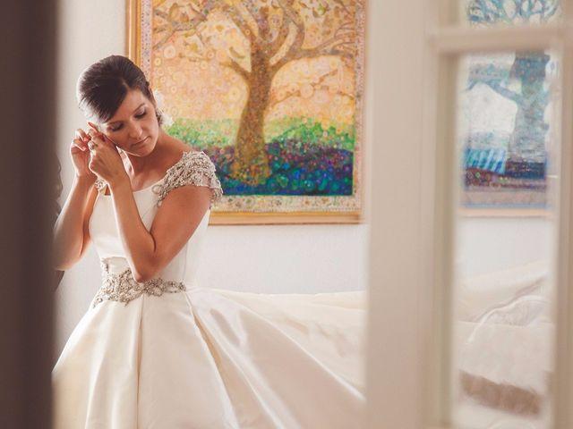 La boda de Violeta y Juanfran