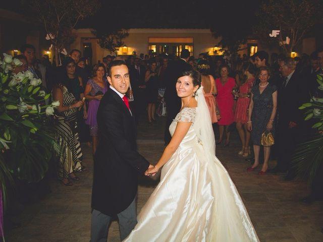 La boda de Juanfran y Violeta en Ulea, Murcia 1
