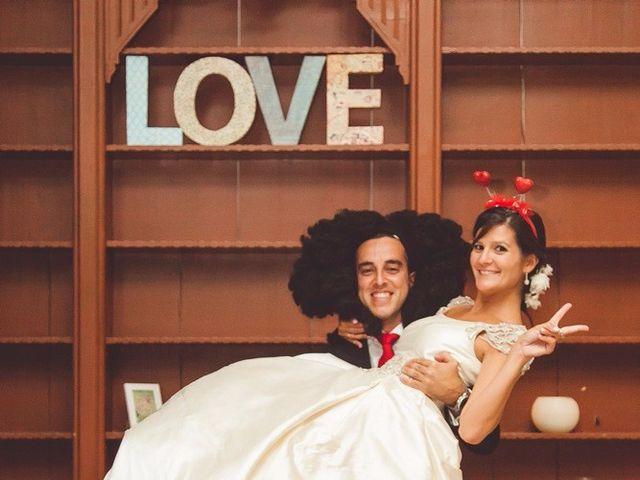 La boda de Juanfran y Violeta en Ulea, Murcia 12