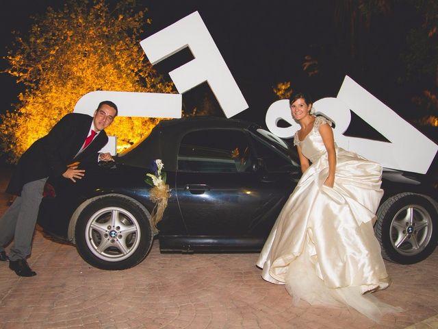 La boda de Juanfran y Violeta en Ulea, Murcia 14