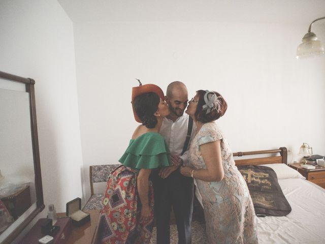 La boda de Paco y Lidia en Miramar, Valencia 13