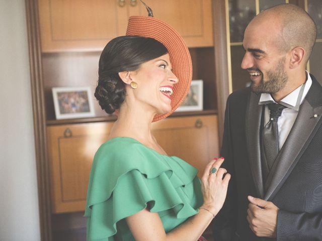 La boda de Paco y Lidia en Miramar, Valencia 16