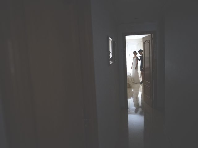 La boda de Paco y Lidia en Miramar, Valencia 20