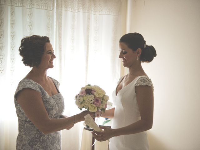 La boda de Paco y Lidia en Miramar, Valencia 25