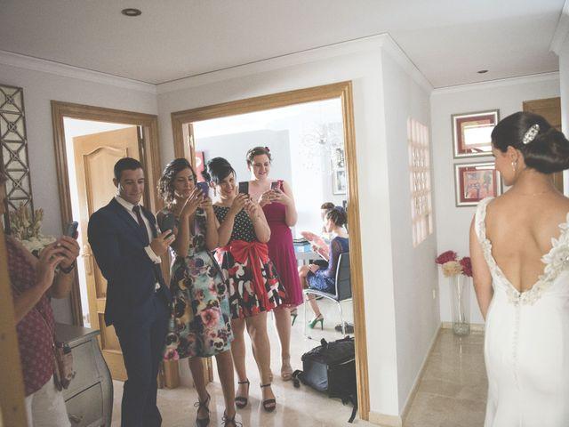 La boda de Paco y Lidia en Miramar, Valencia 30