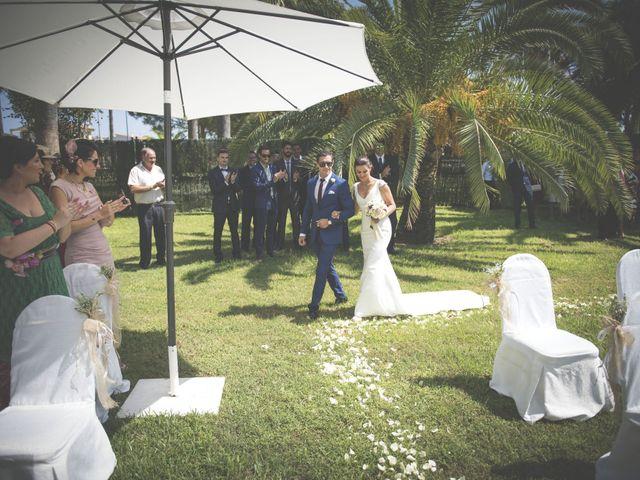 La boda de Paco y Lidia en Miramar, Valencia 45