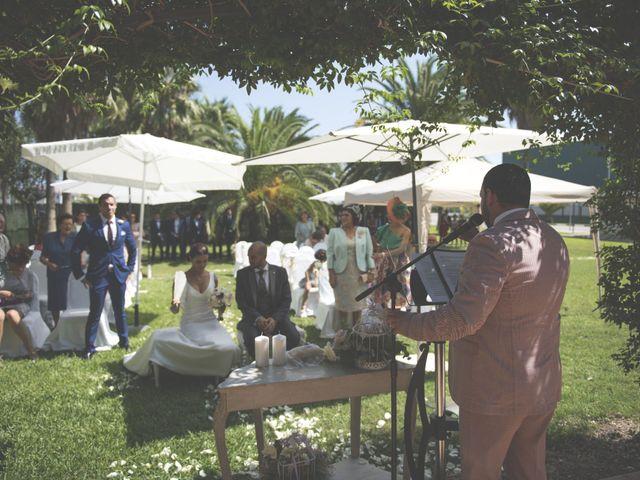 La boda de Paco y Lidia en Miramar, Valencia 48