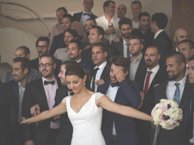 La boda de Paco y Lidia en Miramar, Valencia 68
