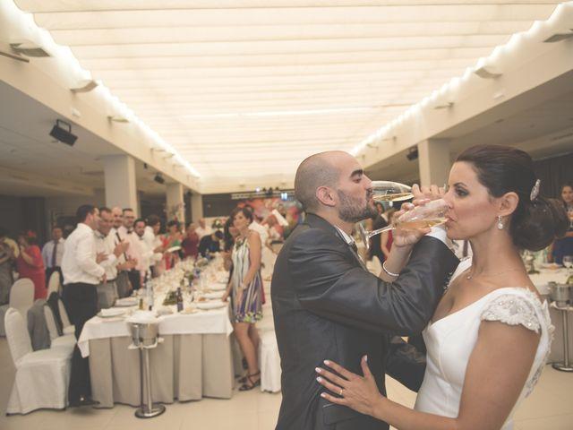 La boda de Paco y Lidia en Miramar, Valencia 72