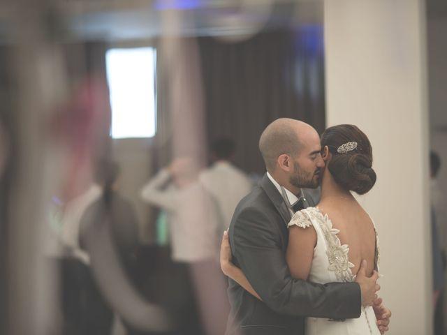 La boda de Paco y Lidia en Miramar, Valencia 77