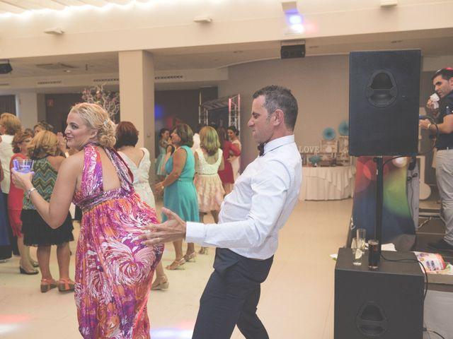 La boda de Paco y Lidia en Miramar, Valencia 82