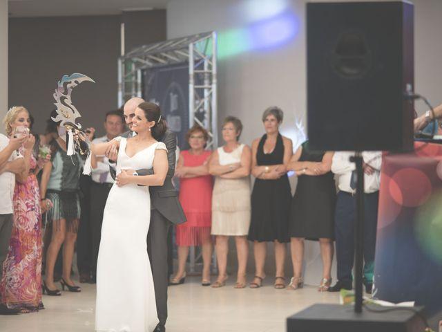 La boda de Paco y Lidia en Miramar, Valencia 80