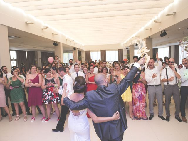 La boda de Paco y Lidia en Miramar, Valencia 85