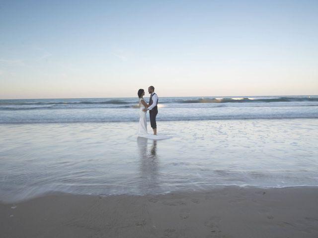 La boda de Paco y Lidia en Miramar, Valencia 91