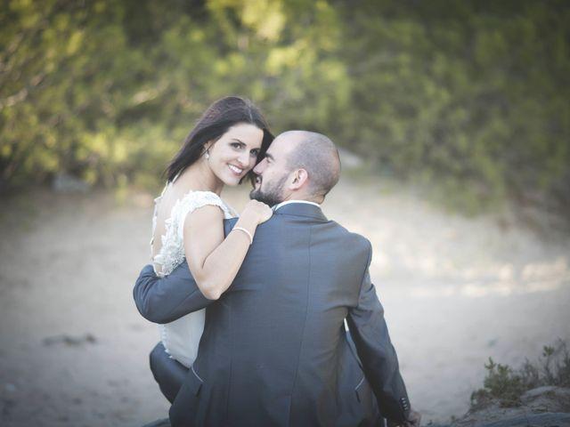 La boda de Paco y Lidia en Miramar, Valencia 92