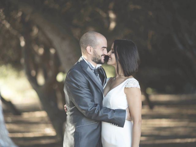La boda de Paco y Lidia en Miramar, Valencia 94