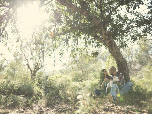 La boda de Paco y Lidia en Miramar, Valencia 86