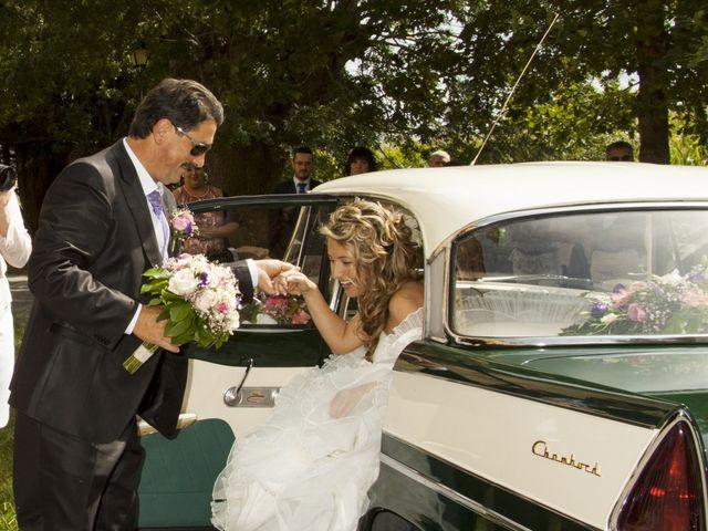 La boda de Enrique y Paula en Hoznayo, Cantabria 6