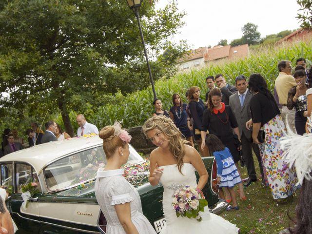 La boda de Enrique y Paula en Hoznayo, Cantabria 11