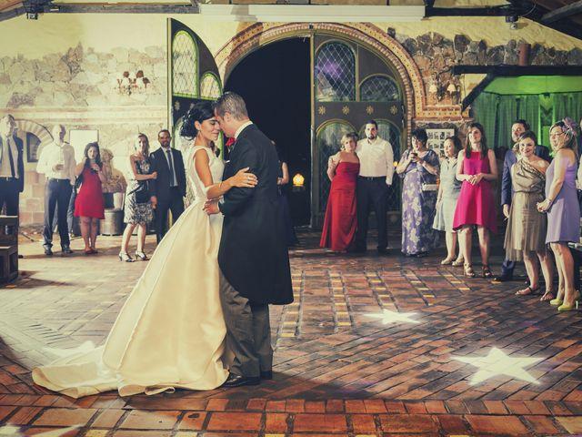 La boda de Tomás y Ana en Mangiron, Madrid 19