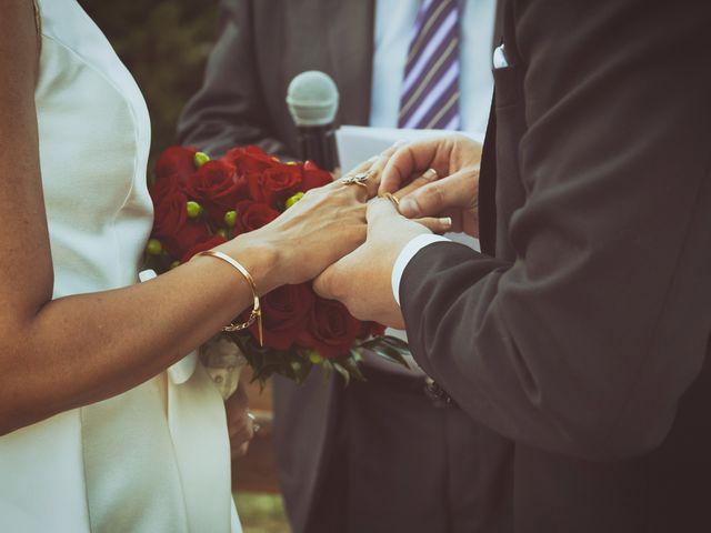 La boda de Tomás y Ana en Mangiron, Madrid 12