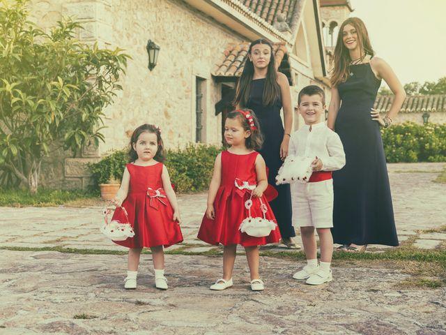 La boda de Tomás y Ana en Mangiron, Madrid 9
