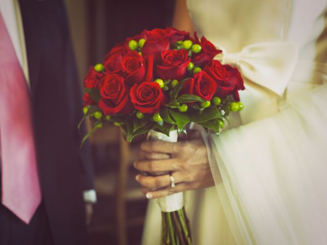 La boda de Tomás y Ana en Mangiron, Madrid 5