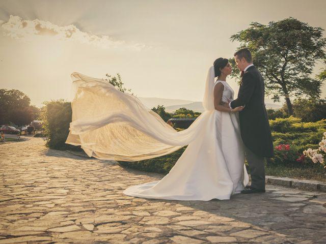 La boda de Tomás y Ana en Mangiron, Madrid 16
