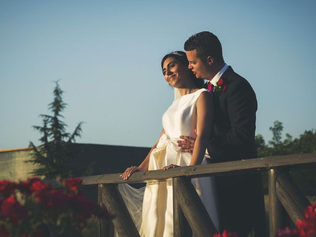 La boda de Tomás y Ana en Mangiron, Madrid 14