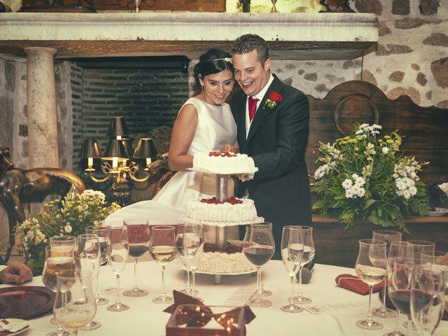 La boda de Tomás y Ana en Mangiron, Madrid 18