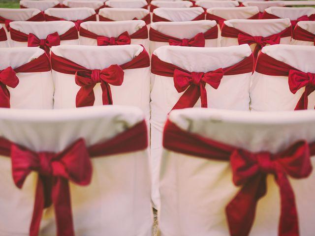 La boda de Tomás y Ana en Mangiron, Madrid 8