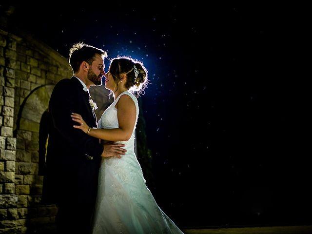 La boda de Judith y Cristobal