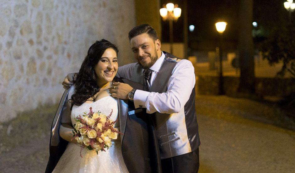 La boda de Cristian y Pilar en Valdilecha, Madrid
