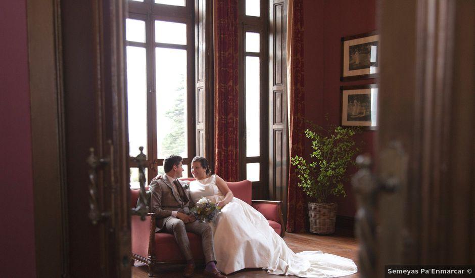 La boda de Jechu y Aida en Gijón, Asturias