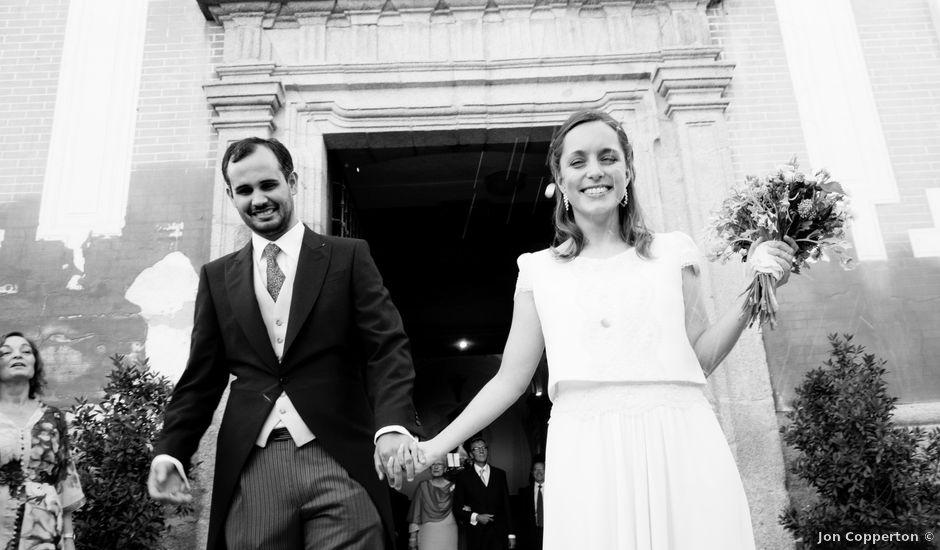 La boda de Diego y Lucía en Alcobendas, Madrid