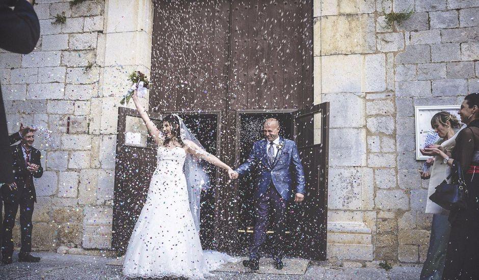 La boda de Adrian y Yoli en Torroella De Montgri, Girona