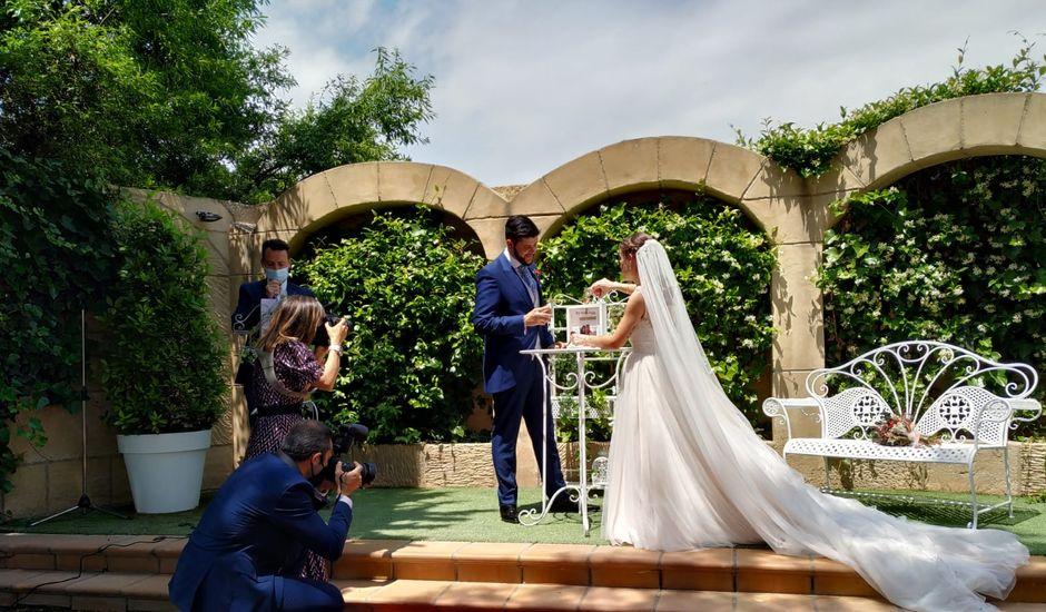 La boda de Eduardo  y Raquel  en Pedrola, Zaragoza