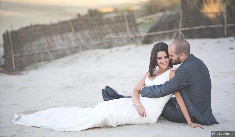 La boda de Paco y Lidia en Miramar, Valencia