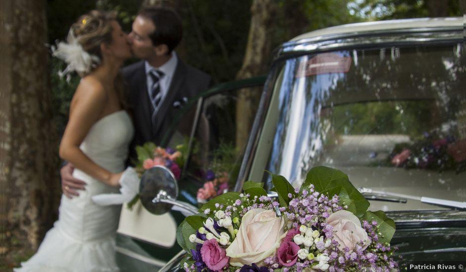 La boda de Enrique y Paula en Hoznayo, Cantabria