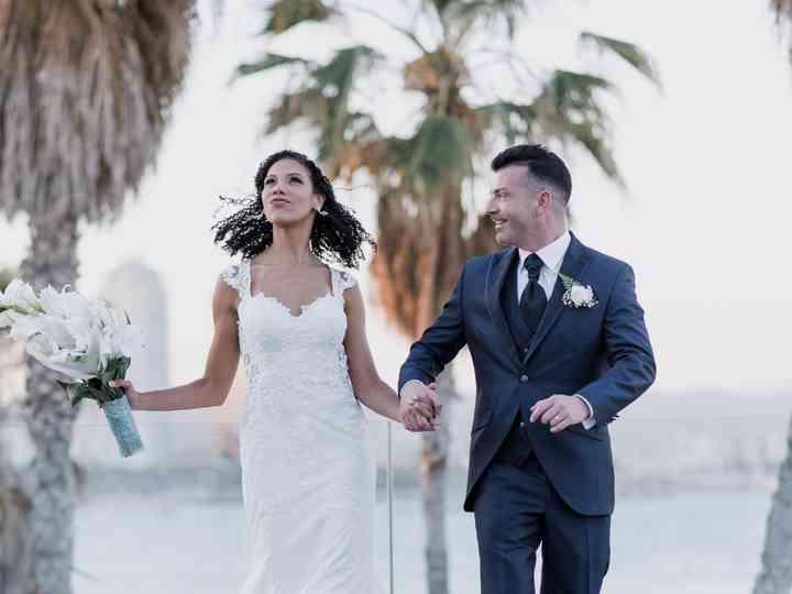 La boda de Kelly y Marc