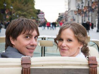 La boda de Silvina y Roberto