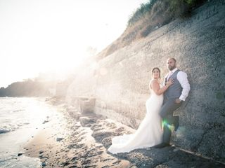 La boda de Cintia y Fali