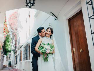 La boda de Cristina y Fran 2