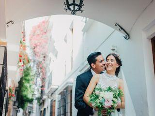 La boda de Cristina y Fran 3